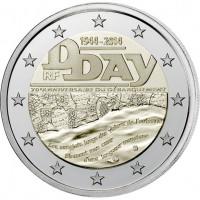 Prancūzija 2014 1944 m. birželio 6 d. sąjungininkų išsilaipinimo Normandijoje 70-osios metinės