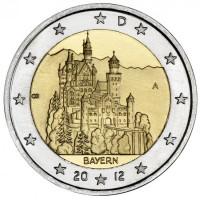 Vokietija 2012 A Bavarijos federalinė žemė