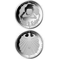 Vokietija 2013 10 euro Grimų pasakos J