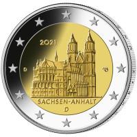 Vokietija 2021 Saksonija-Anhaltas - Magdeburgo katedra