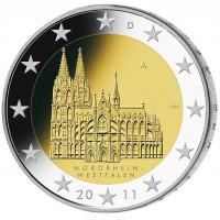 Vokietija 2011 A Šiaurės Reino-Vestfalijos federalinė žemė