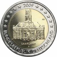 Vokietija 2009 F Saro kraštas