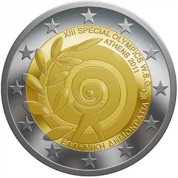 Graikija 2011 Pasaulio specialiosios olimpinės vasaros žaidynės – 2011 m., Atėnai