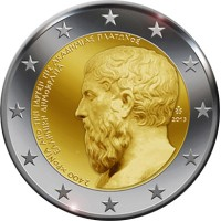 Graikija 2013 2400-osios Platono akademijos įkūrimo metinės