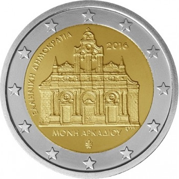 Graikija 2016 Arkadijaus vienuolynas