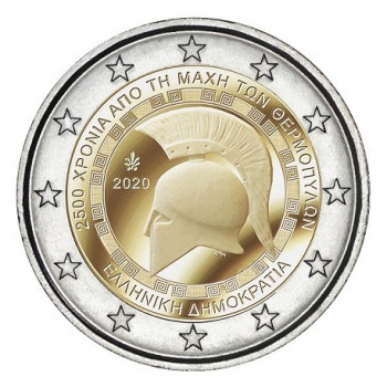 Graikija 2020 2500 metų Termopilo mūšiui