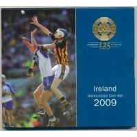 Airija 2009 Euro monetų BU rinkinys