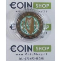 Airija 2011 2 eurai SPALVOTA