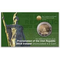 Airija 2016 Prisikėlimo 100-metis kortelėje A