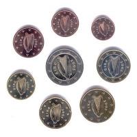 Airija 2005 Euro Monetų UNC Rinkinys