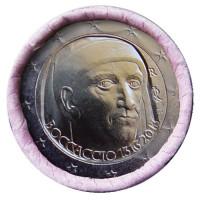 Italija 2013 700-osios Džiovanio Bokačo (Giovanni Boccaccio) gimimo metinės, Rulonas