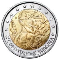 Italija 2005 Europos Konstitucijos pasirašymo pirmosios metinės