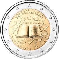 Italija 2007 Romos sutarties 50-osios metinės