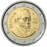 Italija 2010 Kavūro grafo gimimo 200-osios metinės