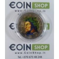 Italija 2012 2 eurai SPALVOTA