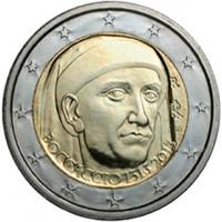 Italija 2013 700-osios Džiovanio Bokačo (Giovanni Boccaccio) gimimo metinės