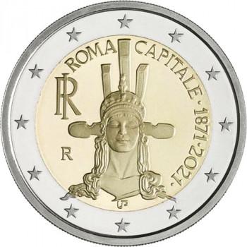 Italija 2021 Italijos sostinės Romos 150-osios metinės