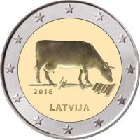 Latvija 2016 Karvė