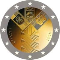 Latvija 2018 Baltijos valstybių 100-metis