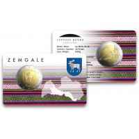Latvija 2018 Zemgale kortelė
