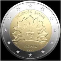 Latvija 2019 Tekanti saulė