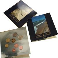 Latvija 2014 Euro monetų BU rinkinys