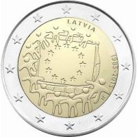Latvija 2015 Europos Sąjungos vėliavos 30-metis