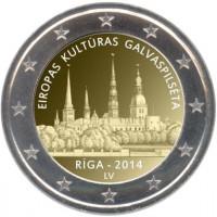 Latvija 2014 Ryga – 2014 m. Europos kultūros sostinė