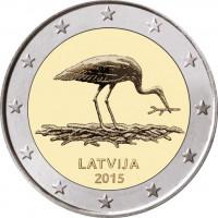 Latvija 2015 Gandras
