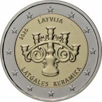 Latvija 2020 Latgalijos keramika