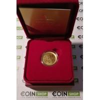 Lietuva 2015 50 eurų LDK monetų kalybai