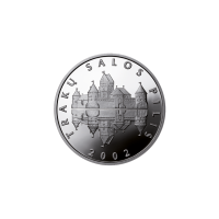 Lietuva 2002 Trakų pilis