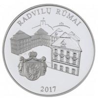 Lietuva 2017 Radvilų rūmai