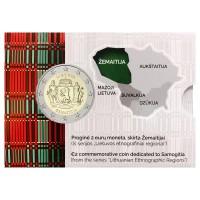 Lietuva 2019 Žemaitija kortelėje
