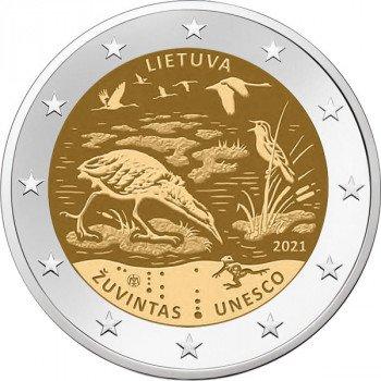 Lietuva 2021 Žuvinto biosferos rezervatui