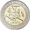 Lietuva 2021 2 eurai apyvartinė moneta