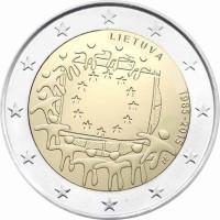 Lietuva 2015 Europos Sąjungos vėliavos 30-metis