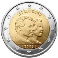 Liuksemburgas 2006 25-asis sosto įpėdinio Didžiojo hercogo Guillaume gimtadienis