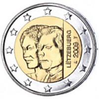 Liuksemburgas 2009 Didysis Hercogas Henri ir Didžioji Hercogienė Charlotte