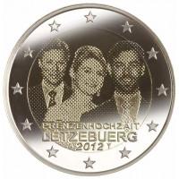 Liuksemburgas 2012 Sosto įpėdinio Didžiojo Hercogo Guillaume sutuoktuvės su grafaite Stéphanie de Lannoy