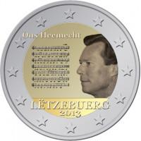Liuksemburgas 2013 Liuksemburgo Didžiosios Hercogystės himno minėjimas