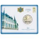 Liuksemburgas 2018 150-osios Liuksemburgo konstitucijos metinės kortelėje