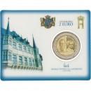 Liuksemburgas 2019 Kunigaikštienė Šarlotė kortelėje