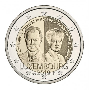 Liuksemburgas 2019 Kunigaikštienė Šarlotė