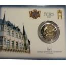 Liuksemburgas 2019 Visuotinių rinkimų šimtmetis kortelėje