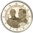 Liuksemburgas 2021 100 metų Didysis Kunigaikštis Jeanas FOTO