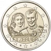 Liuksemburgas 2021 m. 40-osios Didžiojo Hercogo Henrio vestuvių metinės