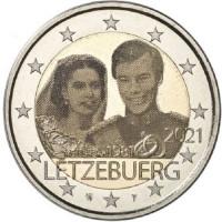 Liuksemburgas 2021 m. 40-osios Didžiojo Hercogo Henrio vestuvių metinės FOTO