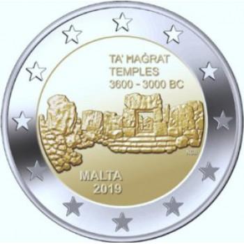 Malta 2019 Ta' Hagrat Temple