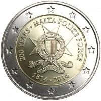 Malta 2014 Maltos policijos pajėgų 200-osios metinės